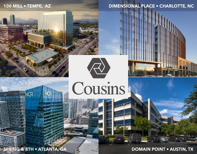 Photo of Cousins properties